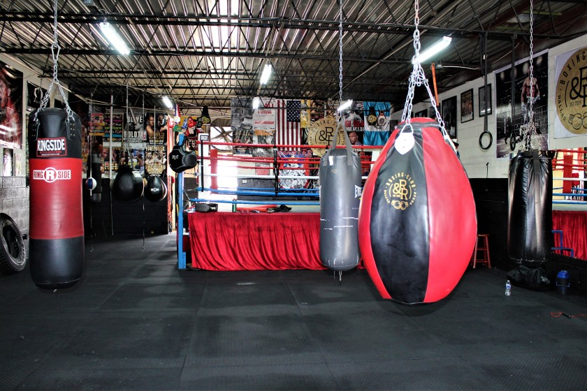 R&R Boxing Club 17