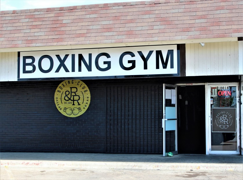 R&R Boxing Club 18